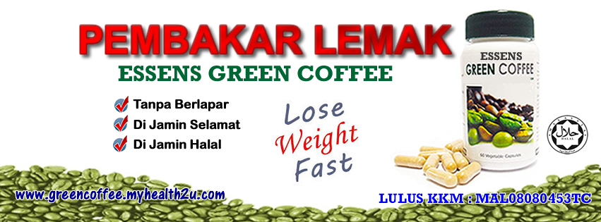 Green Coffee (Kopi Hijau) Svetol
